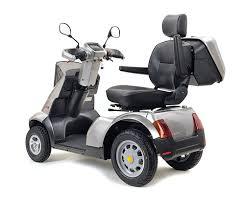 AfiScooter S4 (Prijs op aanvraag)